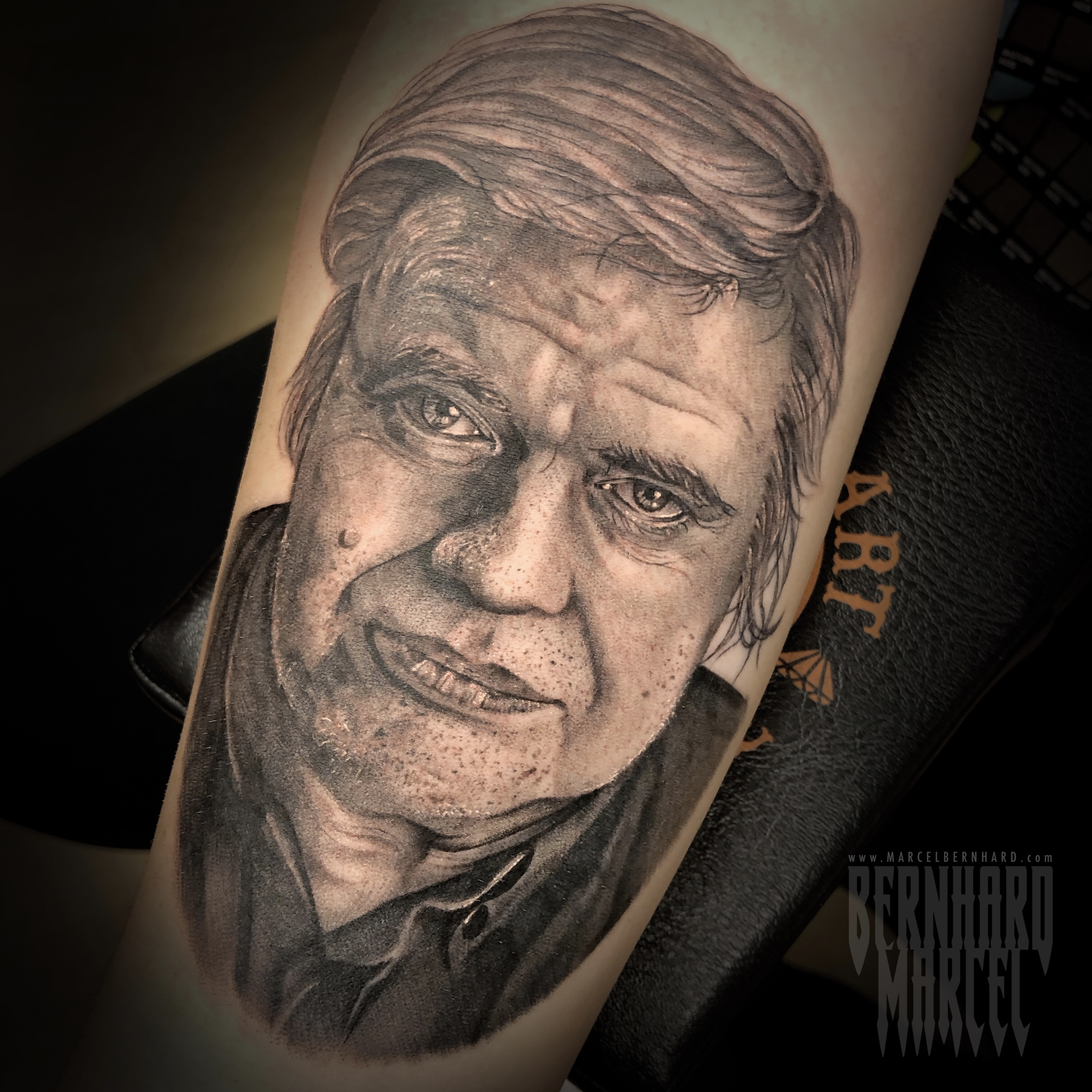 Tattoo H.R. Giger