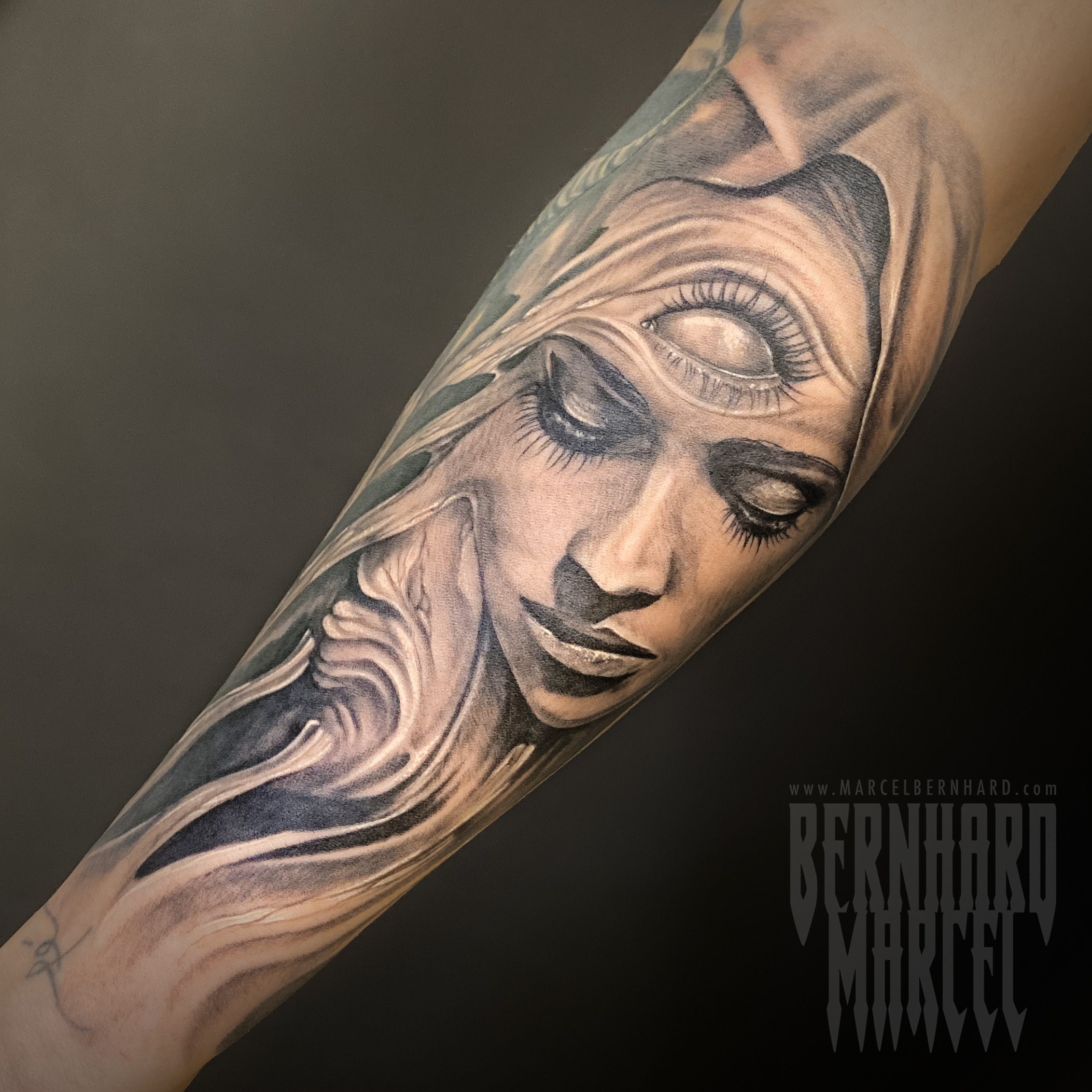 Virgin Marie Tattoo